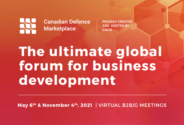 Canadian Defence Marketplace launch