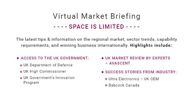 Virtual Market Briefing